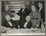 Bayonne Historical Society 7th Annual Dinner purchases a War Bond